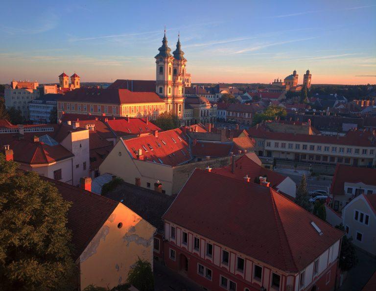 Węgry – Miszkolc, Eger