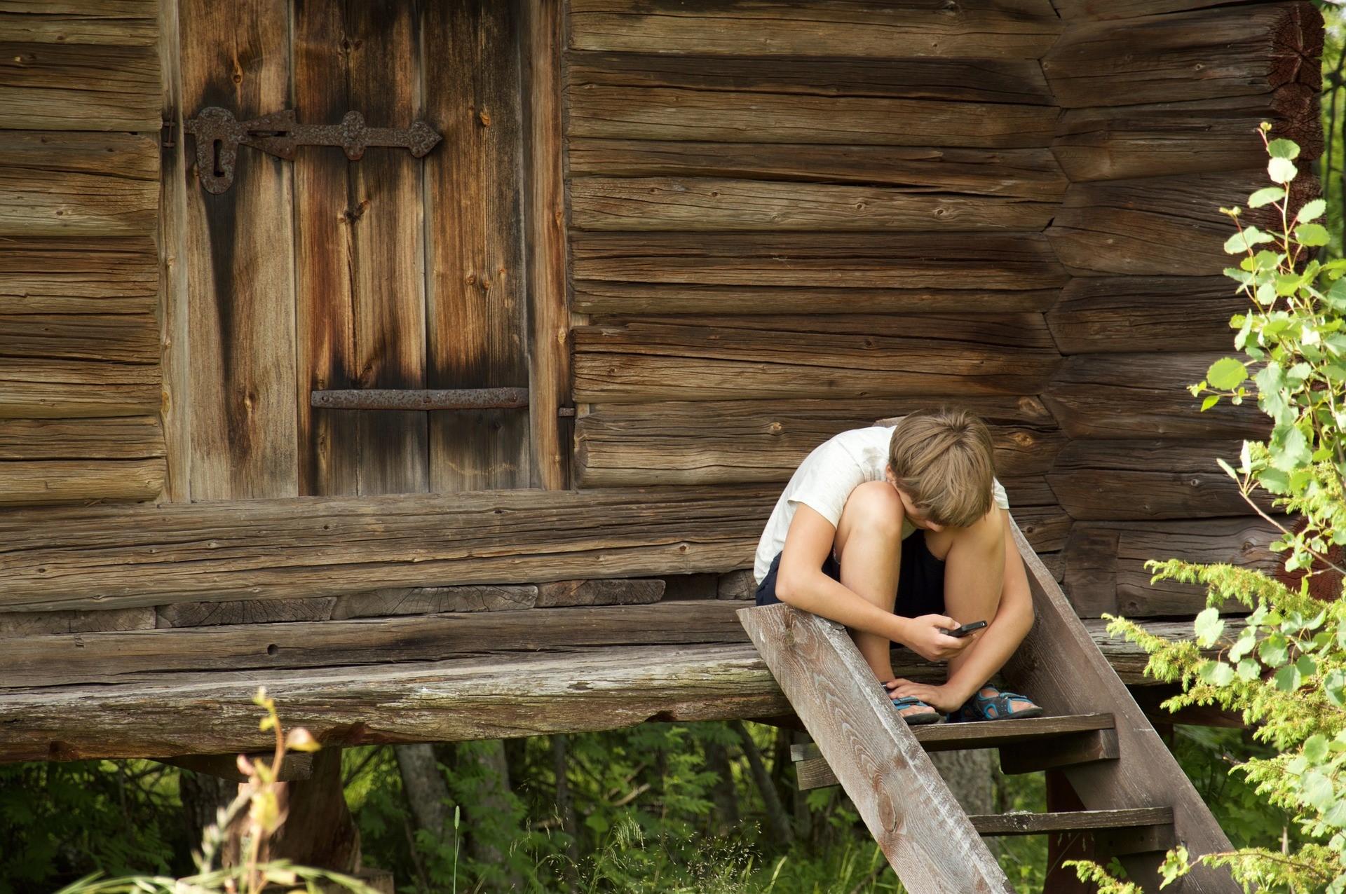 Co zrobić, gdy dziecko zadzwoni z problemem?