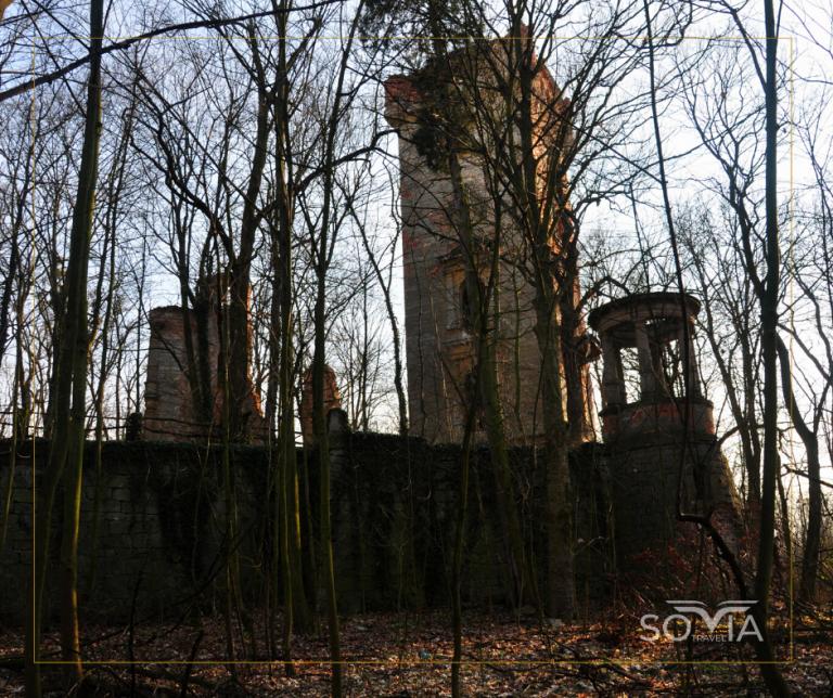 Intrygujące ruiny – Chwalimierz